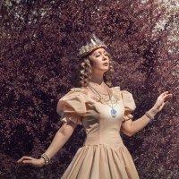 прогулка королевы :: Римма Климова
