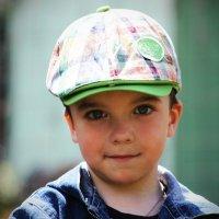Портрет мальца :: Антон Сергиенко