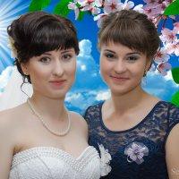 Кристина и Катя :: Сергей Хомич