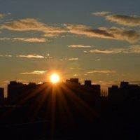 вечернее небо :: Михаил Bobikov