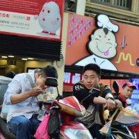 Шанхай. Нандин стрит :: Андрей Фиронов