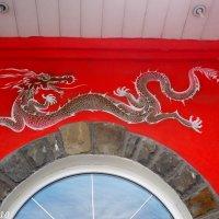 Декор китайского ресторана :: Нина Бутко
