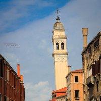 Падающие колокольни Венеции :: VitokFly