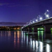 Мост огней :: Максим Бородин