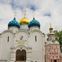 Успенский собор с часовней. :: Виктор Евстратов