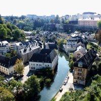 Люксембург. Столица преуспевающего королевства. :: Виктор Никаноров