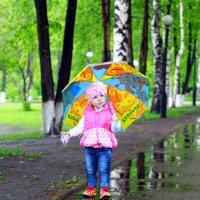 У природы нет плохой погоды, лишь бы было солнышко в душе! :: Инна Кондратьева
