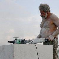 Работа  скульптора.... :: Валерия  Полещикова