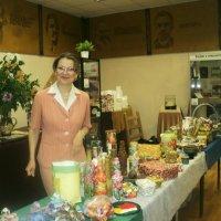 Ах, Мария Вячеславовна -  красота Вы наша творческая! :: Ольга Кривых