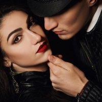 Yulia and Maxim (night story's) :: Александр Матвеев