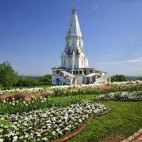 Церковь Вознесения в Коломенском :: mila