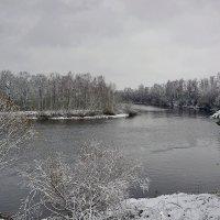 Первый  снег... :: Валера39 Василевский.