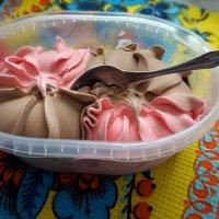 Ммм-мороженое :: Елена Федотова