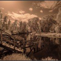 река Иордан(близ Новоиерусалимского монастыря г. Истра) :: Владимир Елкин