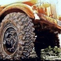 Студебекер - лошадка военных лет :: Григорий Кучушев