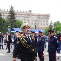 Морской капитан :: Анатолий Толстопятов