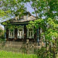 домик в деревне 1 :: Galina
