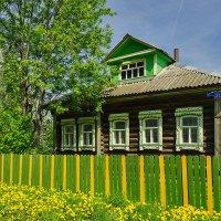 домик в деревне 3 :: Galina