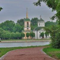 Летний парк :: Алексей Михалев