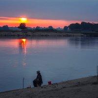 На восходе солнца :: Ирина Приходько
