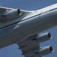 Авиационный парад 9 мая Ан-124 :: Дмитрий Бубер