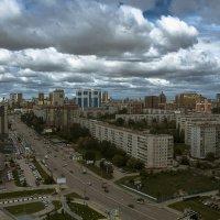 Касаясь облаков :: Alex Dushutin