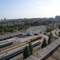 На крыше дома моего... :: Александр Казанцев