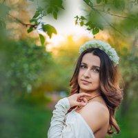 Аня - фея цветов :: Ольга Колодкина
