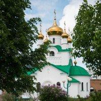 церковь :: Виктория Владимировна