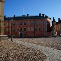 Утро в Стокгольме :: Алёна Савина