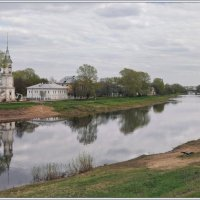 Река Вологда :: Vadim WadimS67