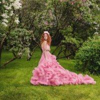великолепие в цветах :: Анастасия Кочеткова