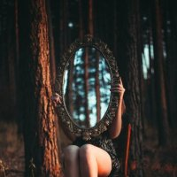 Зеркало :: Настя Мордачева