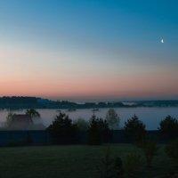 Очень раннее утро :: Надежда Коломиец