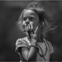 Просто понравилась девочка...ч/б... :: Александр Вивчарик