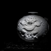 Китайская ваза :: Максим Рожин