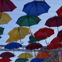 зонтки  в небе :: navalon M