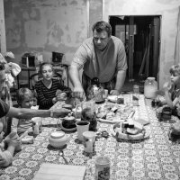 Ну очень большая семья! :) :: Оксана Коваленко