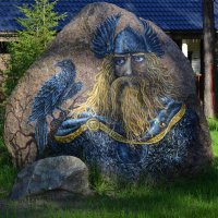 Камень из сказки :: Наталья Левина