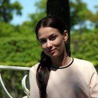 Портрет :: Мила Данковцева