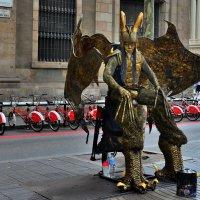 Картинки Барселоны :: Leonid Korenfeld