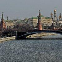 Москва :: Галина Galyazlatotsvet