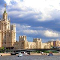 Moscow :: Sergey Mangust