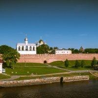 Прогулка по Великому Новгороду :: Владимир Демчишин
