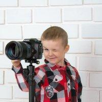 Будущий фотограф :: Виталий Пылаев