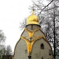 Новодевичий храм2 :: павло налепин