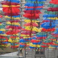 Аллея зонтиков :: Наталья