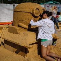 Песчаные скульптуры. :: Nonna