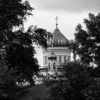 Храм Христа Спасителя. :: Алексей Казаков