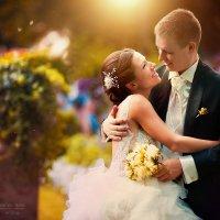 Свадебная прогулка Оксаны и Александра :: Фотохудожник Наталья Смирнова